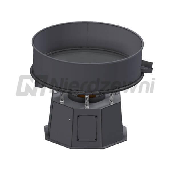 Przesiewacz sito wibracyjne okrągłe przesiewacz oscylacyjny