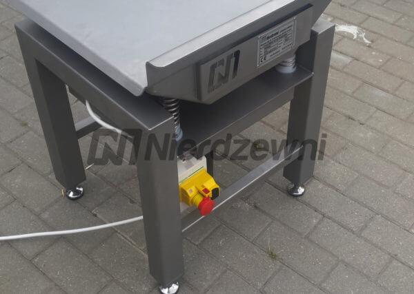 Wibracyjny stół, stolik do zagęszczania wibracyjny